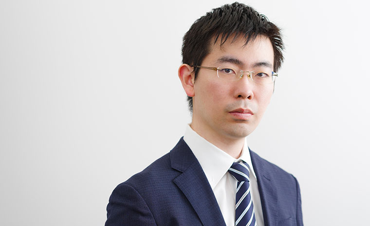Takumi Watanabe / Executive Officer